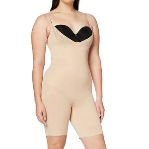 Miraclesuit Plus Size Firm Control Torsette -Nude